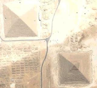 הפירמידות הגדולות בגיזה,מצרים
