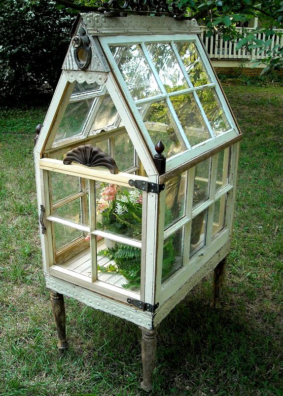 How to build your own mini greenhouse and extend the for Build own greenhouse