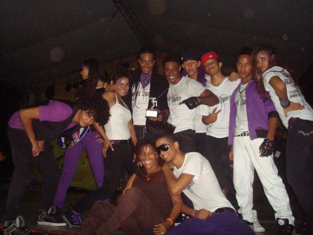 Festival de danza joven feria del libro 2010 @ sdc moving fwd