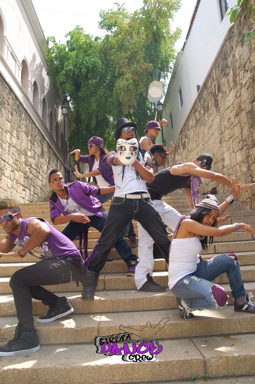 Street Dance Crew RD