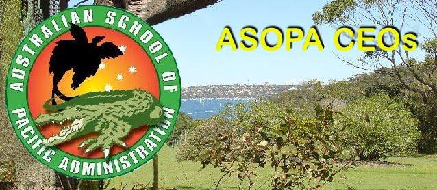 ASOPA CEOs