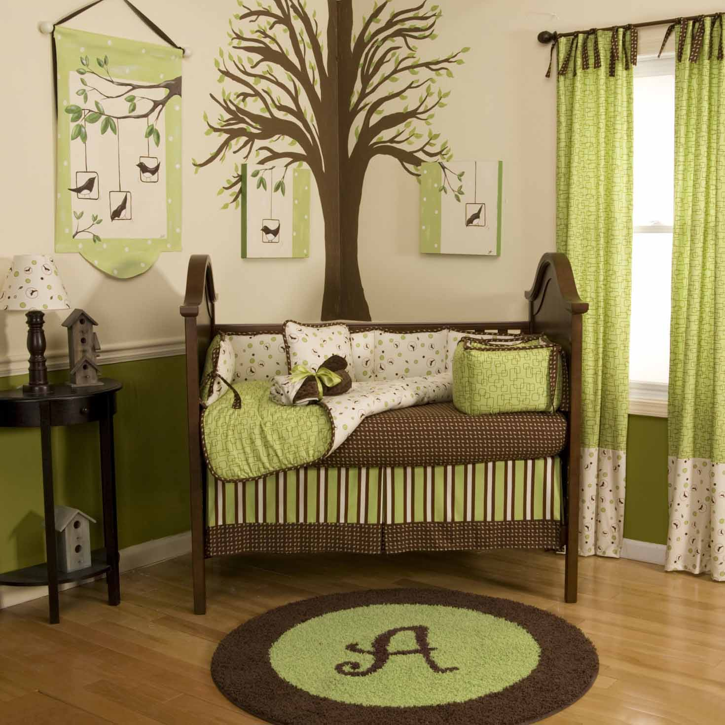 Green baby boy room decor - 17 Best Images About Kids Rooms On Pinterest Green Bedding Teenager Rooms And Nurseries