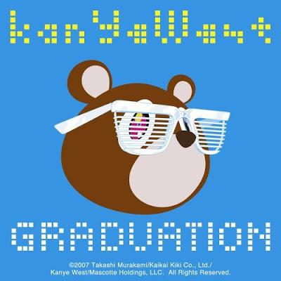 kanye west graduation artwork. Cover Art: Kanye West#39;s Pre-