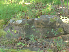 The grinding stone where women once sang