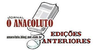 O ANACOLUTO - EDIÇÕES ANTERIORES