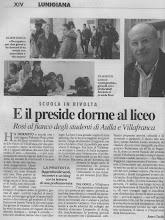 La Nazione 05.11.2008