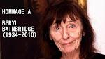 Hommage à Beryl Bainbridge