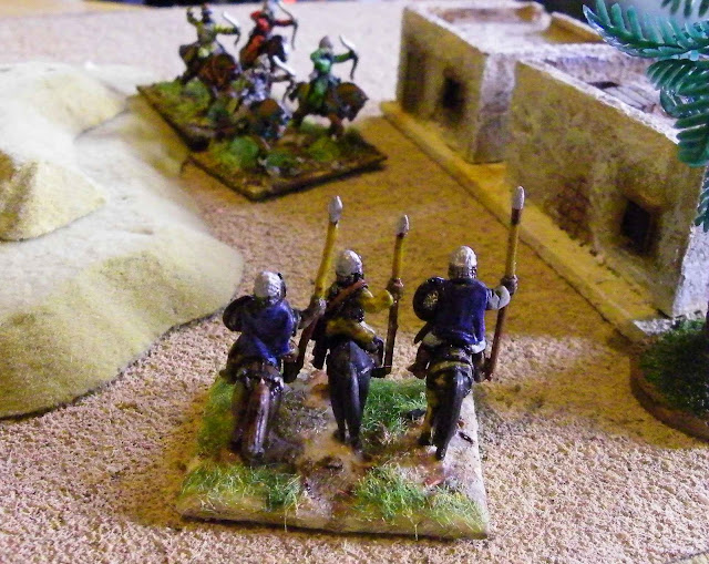 MrFarrow2u (plus Jack & Amys!!) DBA Page: KOH5 Ayyubids vs Byzantines
