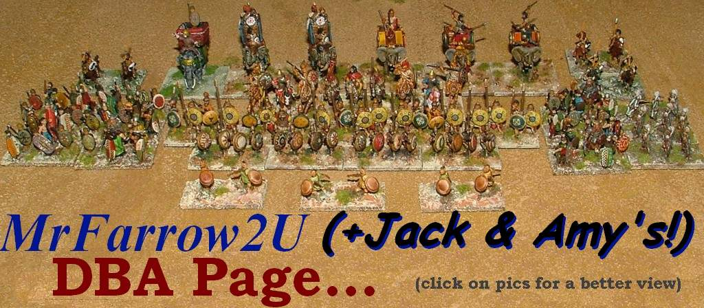MrFarrow2u (plus Jack &amp; Amys!!) DBA Page