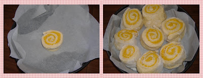 Torta a forma di rose