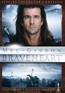 Mel Gibson والفيلم الرائع Braveheart