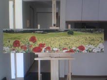 Flores 1 /acrilico 1.50x0.40