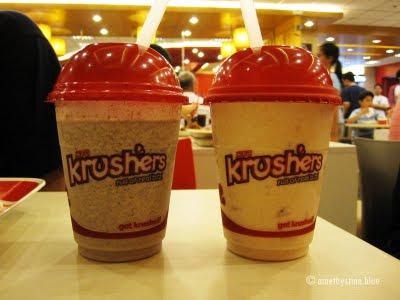 how to make kfc oreo krushers