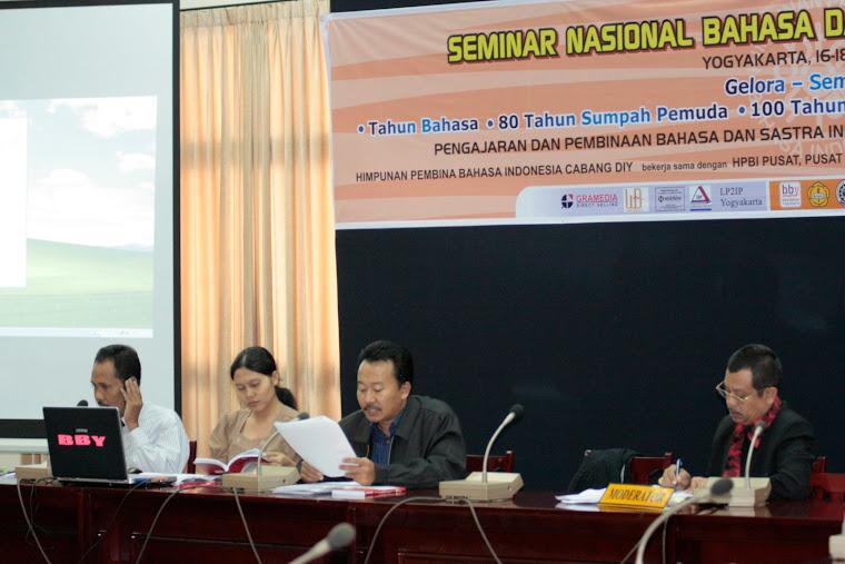 Seminar HPBI