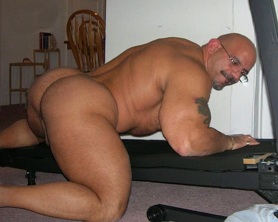 MUSCLE MEN DAD FUCK SON