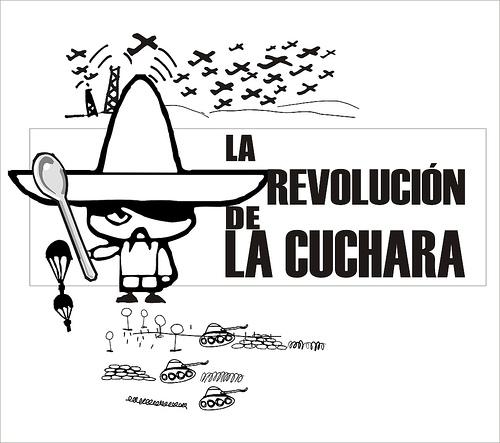 Revolución de la cuchara. Kali Colombia
