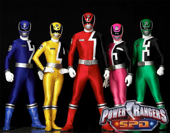 Power Ranger SPD
