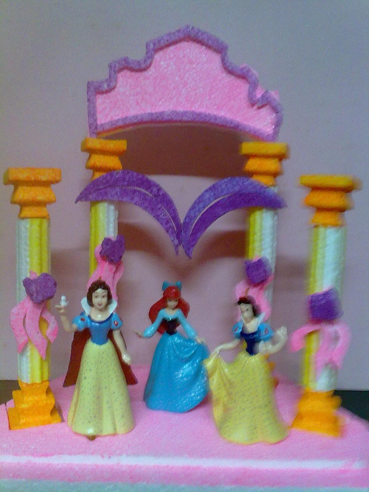 Cake Decorating Plastic Figurines : Weddings Birthdays Atbp.: Cake Topper Rubberized Plastic ...