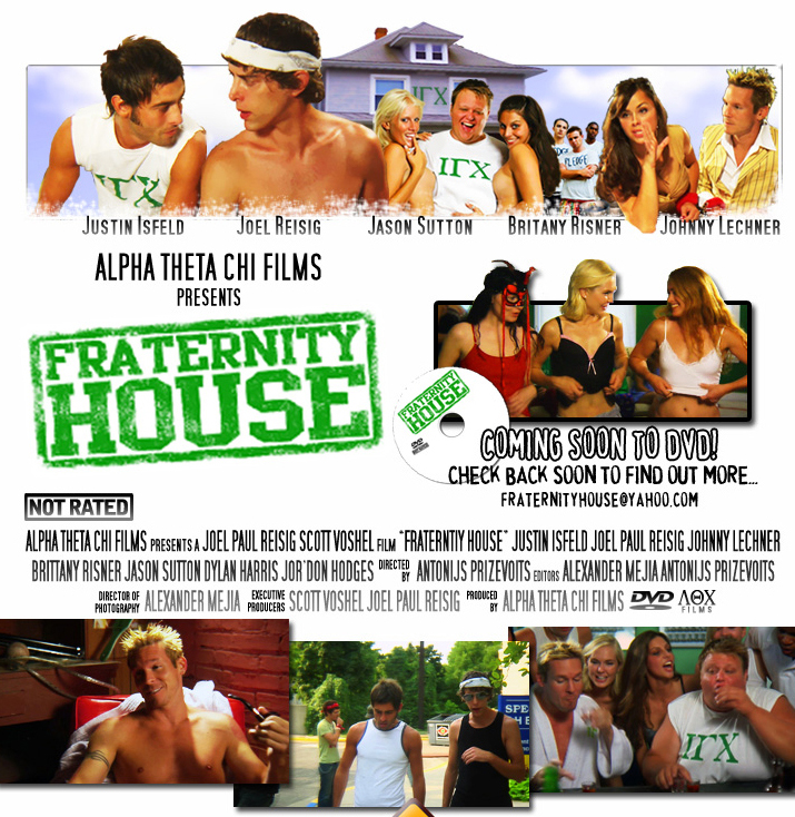 Frat House movie