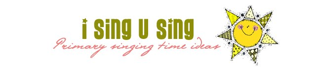 I Sing U Sing