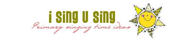 I Sing U Sing