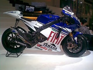 New modification Yamaha Vixion