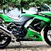 Modifikasi Kawasaki Ninja 150 Cc 2014