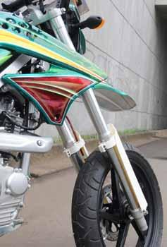 modifikasi motor cross kawasaki klx150 modifikasi motor cross kawasaki  title=