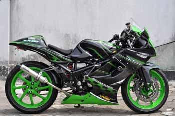 Photo of Modifikasi Ninja Drag