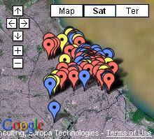 b!d en GoogleMaps