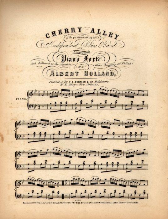 Музыка из открытки ноты 26
