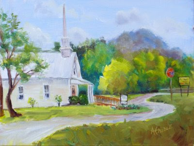 Old Country Church Bethel TN