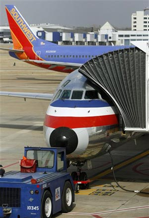 tale of two airlines memo
