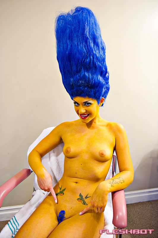 Real Marge Simpson Porn Videos & Sex Movies Redtubecom