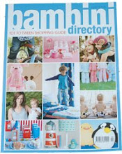 Featured in Bambini Directory
