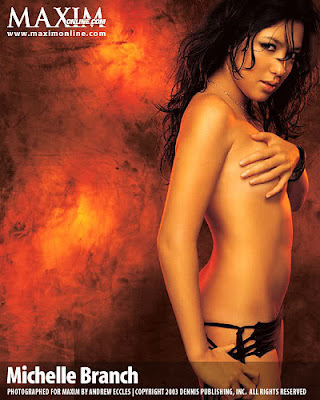 michelle branch nude