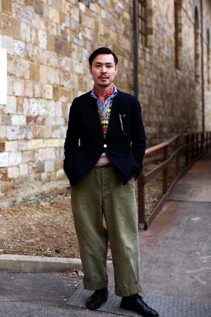 the sartorialist wear palettes fashion street colors trend inspiration design