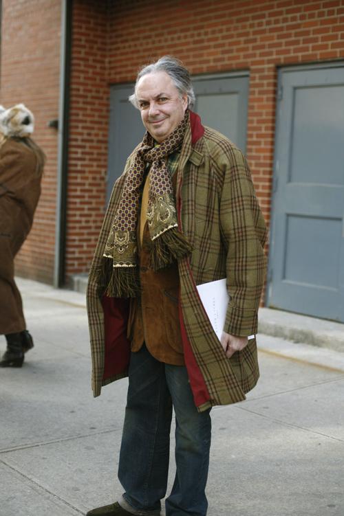 the sartorialist wear palettes