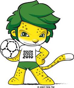 Mascote Da Copa Do Mundo 2010