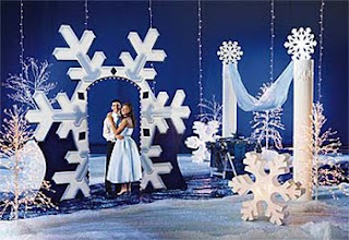 Winter Wedding Decorations Ideas