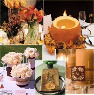 Beautiful diy fall wedding centerpieces