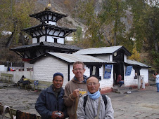 Muktinath Trek with Volunteers