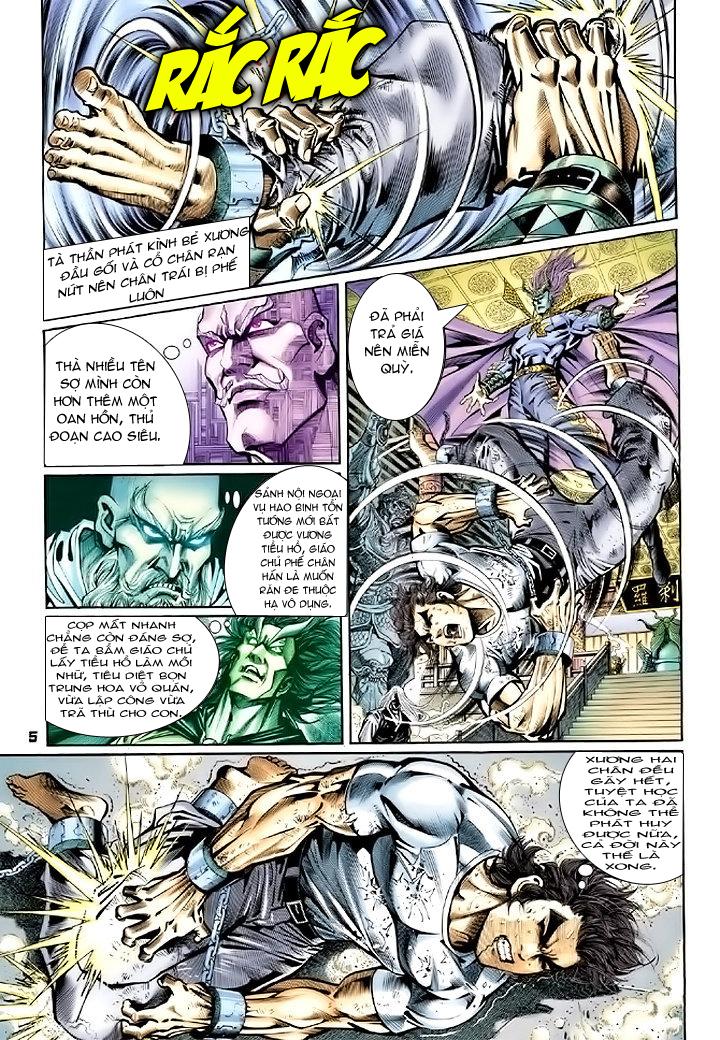 Tân Tác Long Hổ Môn chap 74 - Trang 5