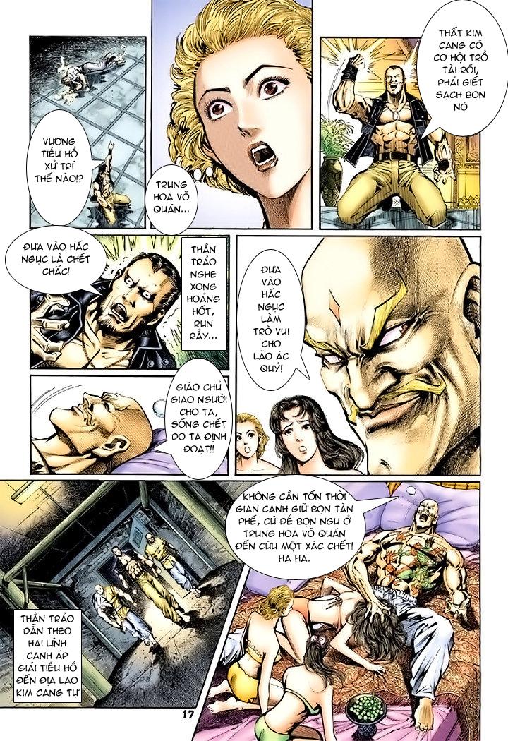 Tân Tác Long Hổ Môn chap 74 - Trang 17