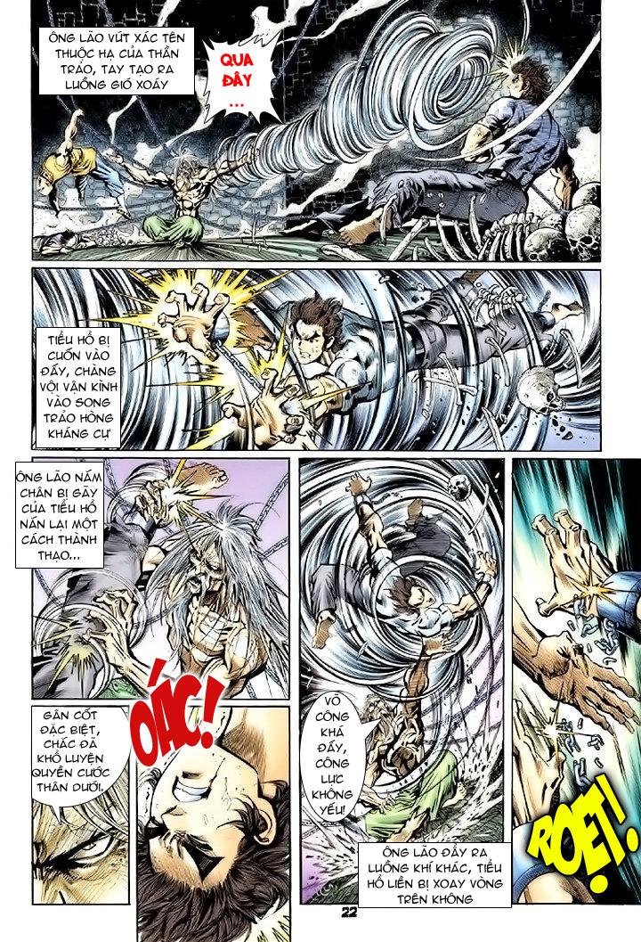 Tân Tác Long Hổ Môn chap 74 - Trang 22