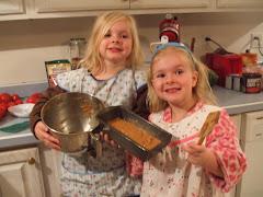 Valorie's twins, Circa 2008