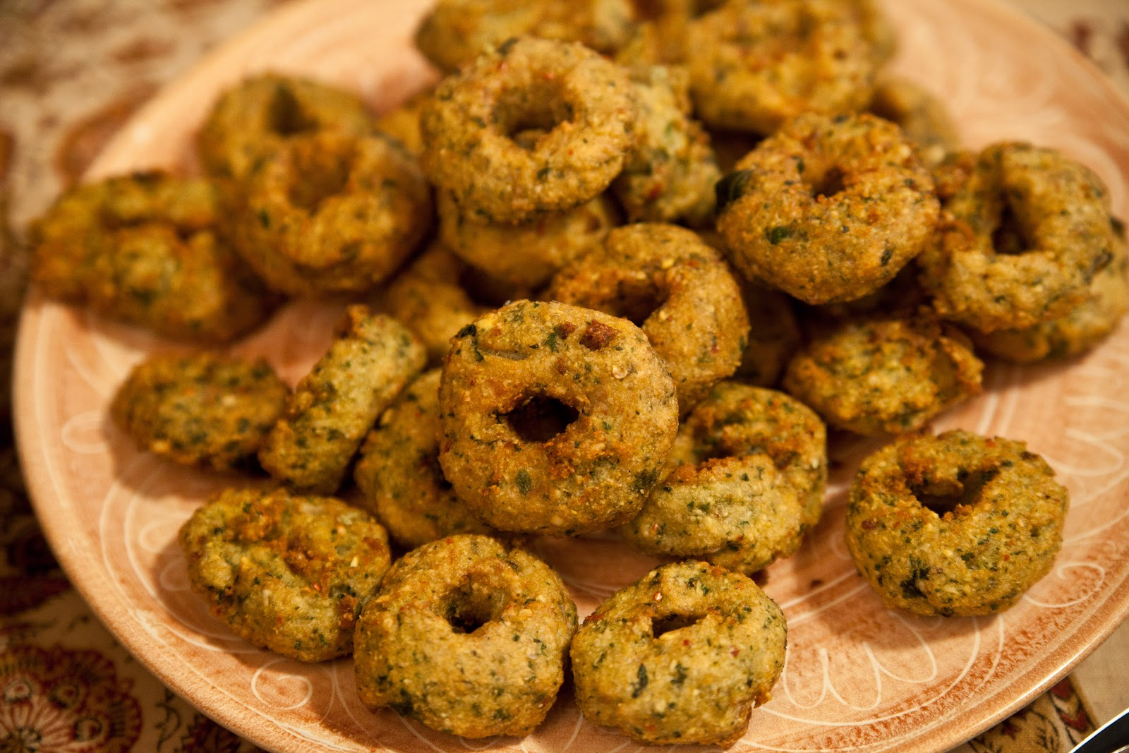The Ultimate Superbowl Snack, Savory Little Donuts, Gluten Free ...
