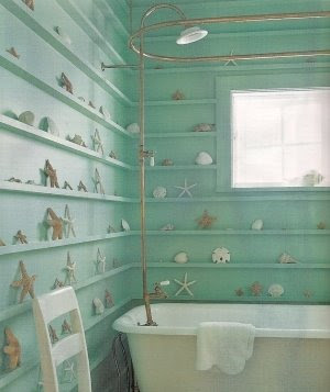 Seaside Bathroom Decor | Decorating Bathrooms Ideas