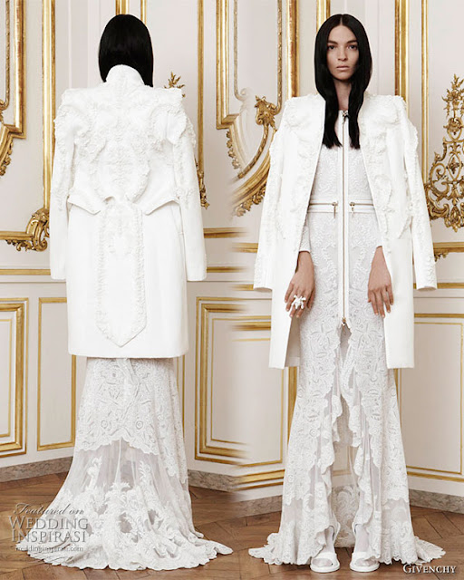 life on mars?!: Givenchy Haute Couture