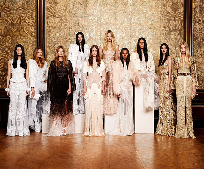 Life on mars givenchy haute couture for Haute house couture